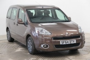 Nearly New WAV Peugeot Partner 1.6 e-HDi automatic diesel