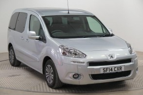 Nearly New WAV Peugeot Partner 1.6 eHDi S automatic