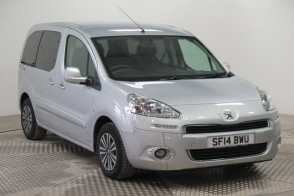 Nearly New WAV Peugeot Partner 1.6 eHDi S automatic (Flexi-seating)