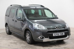 Used Wheelchair Accessible Citroen Berlingo 1.6 eHDi XTR EGS 6 1.6 diesel  automatic