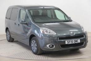 Nearly New WAV  Peugeot Partner 1.6 hdi S manual 4 seats