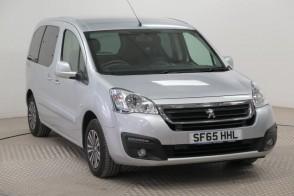 Nearly New WAV  Peugeot Partner 1.6 Blue hdi 100 Active manual