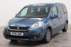 Nearly New WAV  Peugeot Partner 1.6 E Hdi diesel Autol
