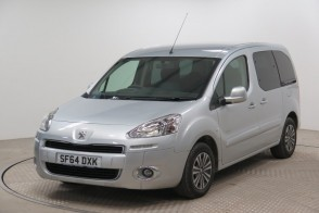 Used Wheelchair Accessible Peugeot Partner 1.6 E- Hdi diesel Auto
