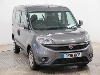 Used Wheelchair Accessible Fiat Doblo Easy Air 1.6 diesel manual