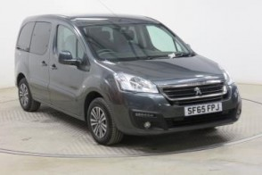 Nearly New WAV Peugeot Partner Active 1.6 petrol manual
