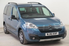 Nearly New WAV Citroen Berlingo 1.6 Blue HDi 100 XTR ETG 6 1.6 diesel  automatic