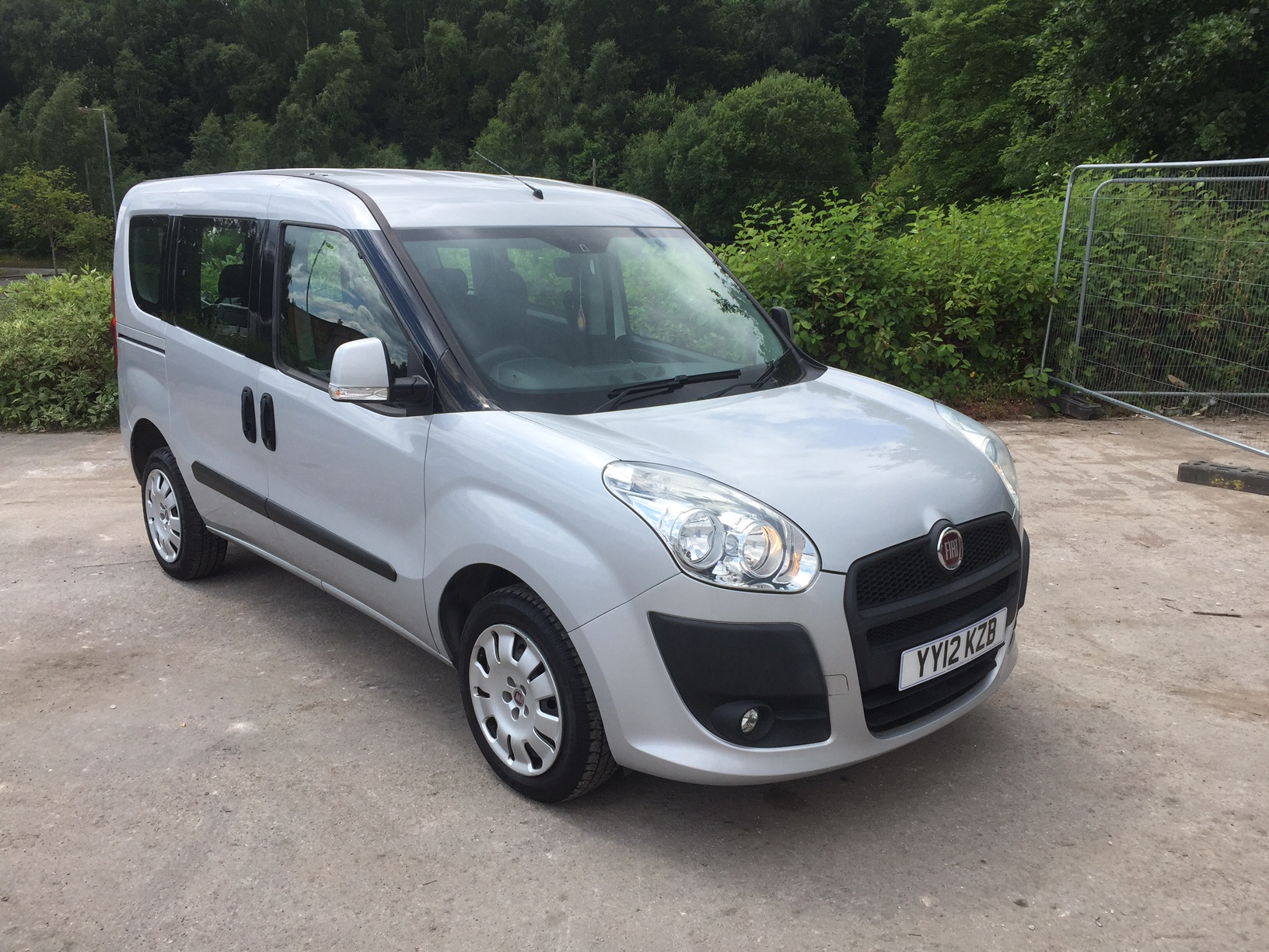 Used Wheelchair Accessible Fiat Doblo My Life 1.4 Petrol manual