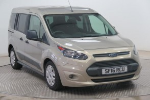 Used Wheelchair Accessible Ford Tourneo Connect 1.5TDCi 120 Zetec Mota Auto