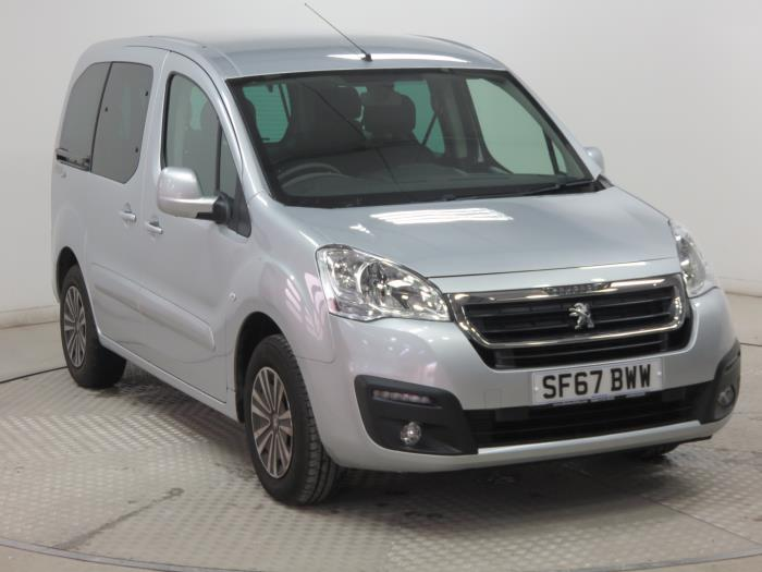Nearly New WAV Peugeot Partner 1.6BlueHDi 100 Active automatic