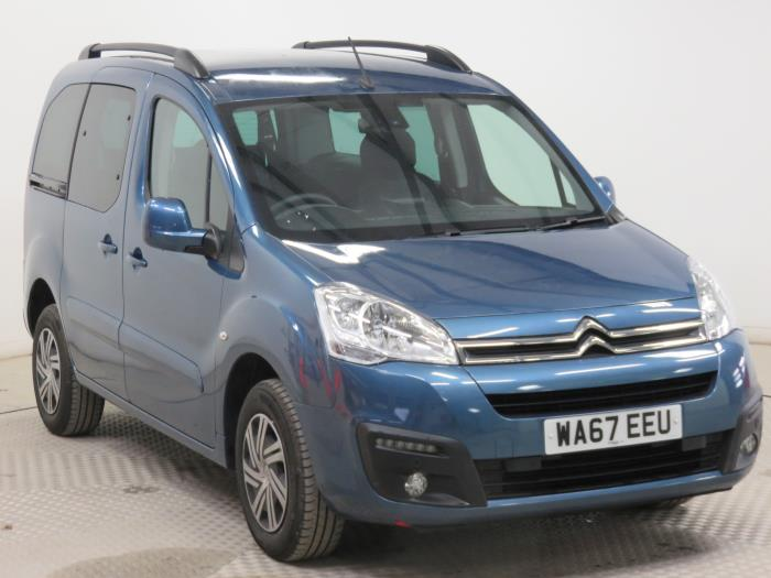 Nearly New WAV Citroen Berlingo 1.6 Blue HDi (100) Flair