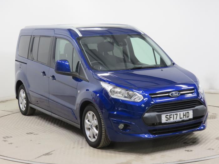Nearly New WAV Ford Grand Tourneo Grand Connect 1.5TDCi 120 Titanium