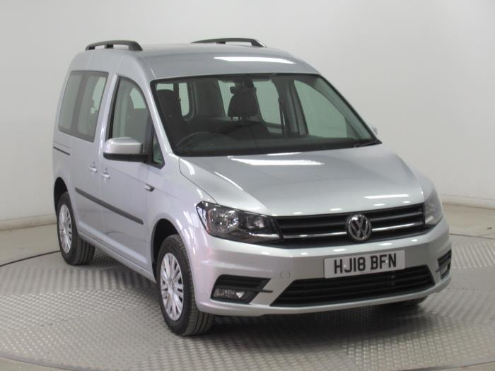 Used Wheelchair Accessible VW Caddy 2.0TDI (102ps)(Eu6) Life manual Brotherwood