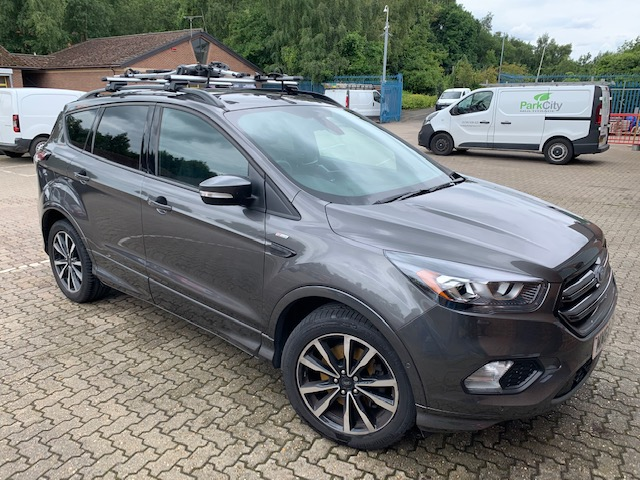 Ford Kuga ST line manual, with Autochair smart transfer hoist and LC 80 rear hoist ex demo